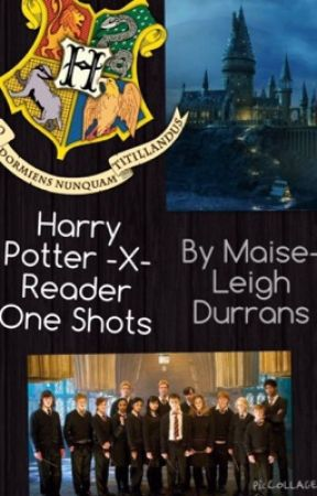Harry Potter x Reader one-shots - Fred Weasley x Reader ~ twins
