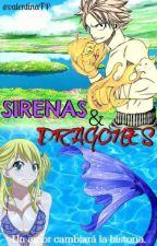 Sirenas & Dragones. fairy tail (Nalu) by valentinaFP