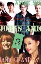 Mejores Amigas 3 (Ariana Grande y tu) by SunShineNigga