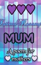 Mom by FatimaHosany08