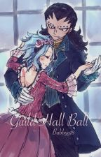 Guild Hall Ball-Gajeel x Levy by babbyg18