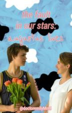 The Fault In Our Stars: Augustus Lives by iamdesign