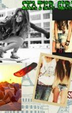 Skater girl by estrella-diaz