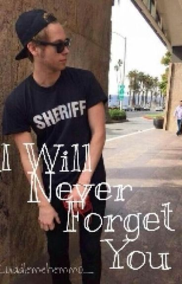 I Will Never Forget You || l.h.