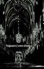 one shots // htgawm by bookara