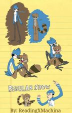 Regular Show FanFic MORBY by Reading_X_Machina