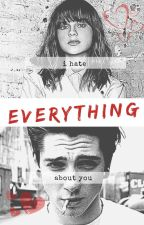 I hate everything about you by CoonyMunoz