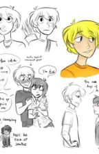 Solangelo - Percy Jackson one shots by Daughter-0f-Hades