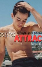 Opposites Attract|| Hayes Grier fanfic by Arielaa_x3