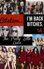 "Citations "" The Pretty Little Liars "" by x_kosta"