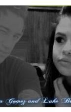 |Seluke| Selena Gomez and Luke Brooks. by xxSelukexx