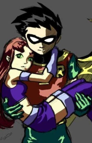 Robin & Starfire 2:Destiny