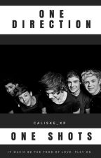 one direction (one shots) boyxboy by Caliske_XP