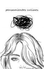 pensamientos culiaos. by Isidooorv