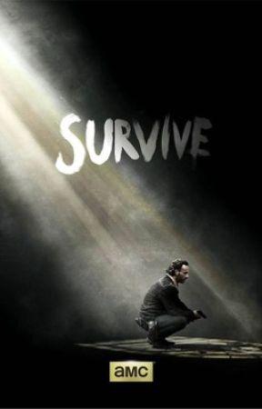 Survive (TWD crossover) by daddydaryldixon