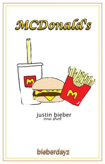 McDonald's |  j.b | one shot