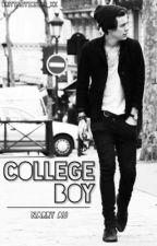 College Boy [n.s.] ✔️ by Brittanytaylor_xx