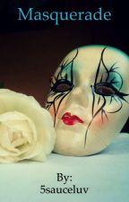 Masquerade| a.i. punk au by 5sauceluv