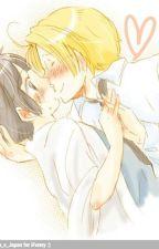 (AmeriPan) Oh Love. by satuurdays
