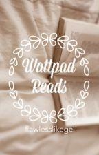 Best Wattpad Stories by flawlesslikegel