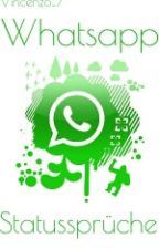 What's App Statussprüche by flowercrowni