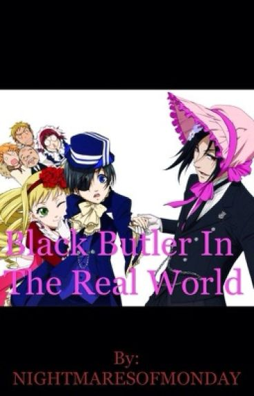 Black Butler In The Real World