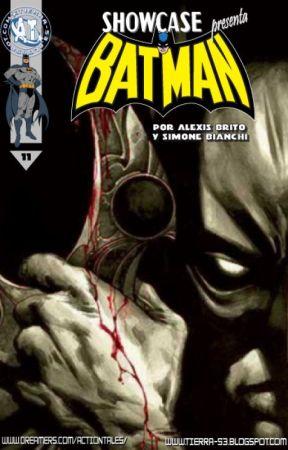 Batman: el Señor de la Noche by Tierra53