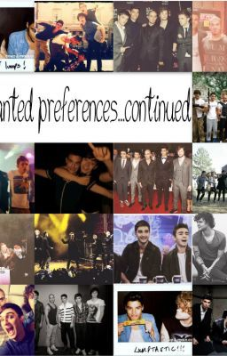 The Wanted Preferences...continued