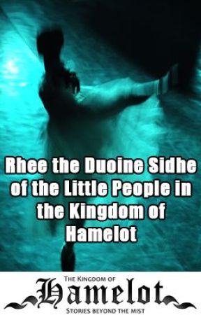 Rhee the Duoine Sidhe of the Little People in the Kingdom of Hamelot by KingdomOfHamelot