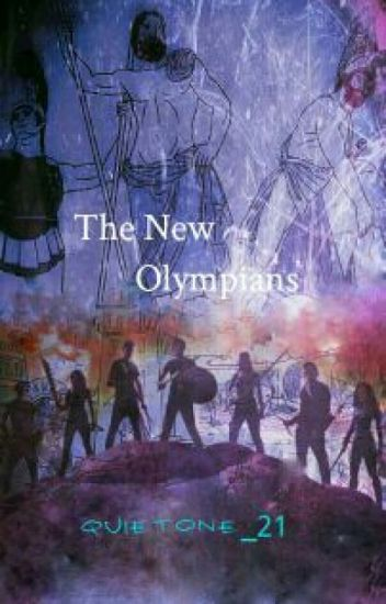the new olympians percy jackson fanfiction aaa wattpad
