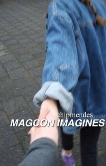 Magcon Imagines & Preferences
