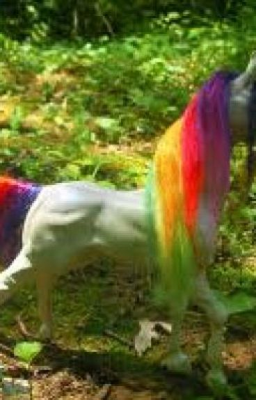 Rainbow Unicorn :3 by PolarBears107
