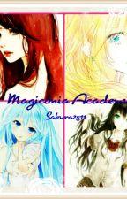 Magiconia Academy by sakura2511