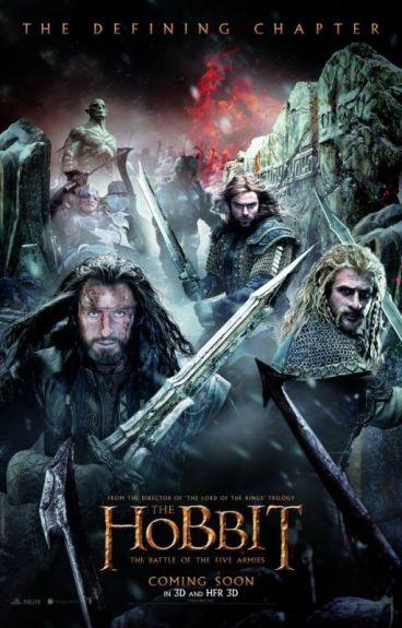 Hobbit-imagines/one shots