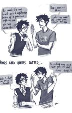 Gifts from the gods. (A PJO fanfic) by Luvdblue2