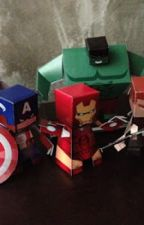 Orivengers by Spider_Jaws