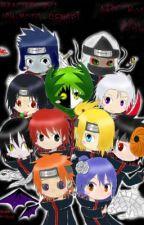 Akatsuki say's meow :) by BloodLustDemon