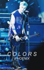 colors // michael clifford by komplikacje