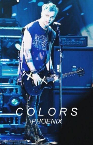 colors // michael clifford