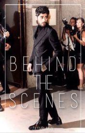 behind the scenes ➳ [zayn au] by zaynslayin