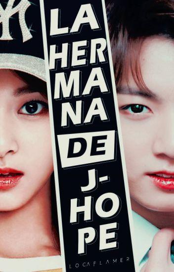 la hermana de J -hope (jungkook y tu)