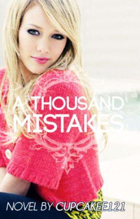 A Thousand Mistakes (Glee Fanfic) by _amandadourado_