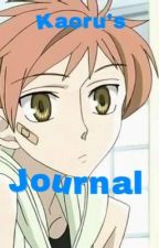 Kaoru's journal by Melanie_Scratch