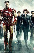 The Avengers (Steve Rogers y tú) by MarvelTheAvengers1