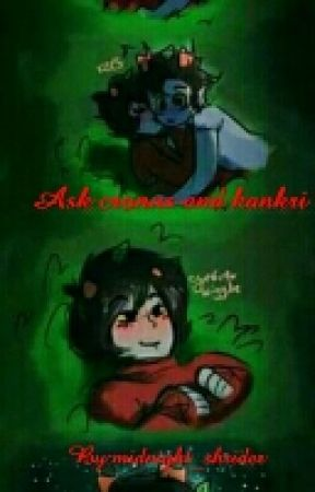 ask cronus and kankri hurt wattpad