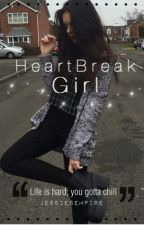 Heartbreak girl by JessiesEmpire