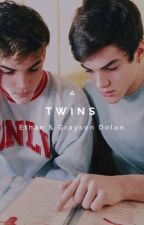 Twins - Ethan & Grayson Dolan. by NashizFrenchiz