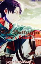 *~ Red Butterflies ~* (Levi x Reader) by jeager_bombasticx0