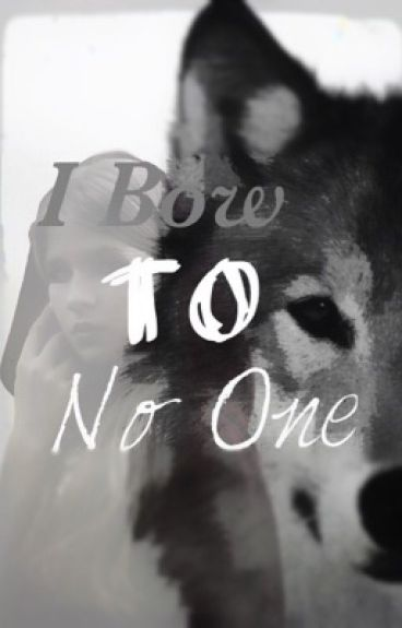 I Bow To No One