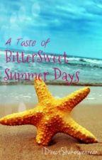 A Taste of Bittersweet Summer Days (boyxboy) (ON HOLD) by 1DirectShakespearean